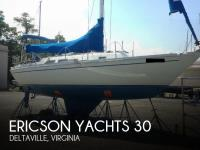 Ericson Yachts 30 sailboat in Deltaville, Virginia, U.S.A