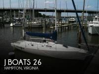 2006 J Boats         26