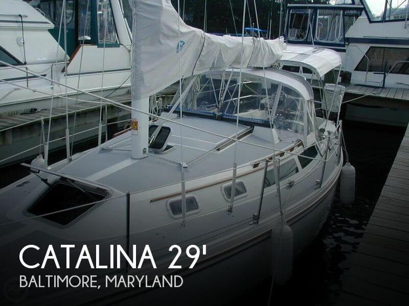Catalina 30 Tall Rig sailboat in Baltimore, Maryland-USA