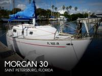 Morgan M30 sailboat in Saint Petersburg, Florida-USA