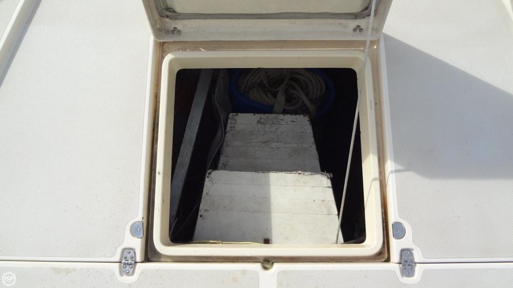 Island Packet 35 sailboat in Punta Gorda, Florida-USA