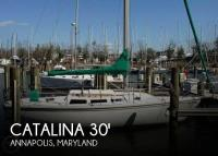 Catalina 30 Tall Rig sailboat in Annapolis, Maryland-USA