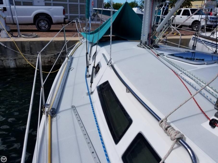 Catalina 320 Wing Keel sailboat in Stock Island, Florida-USA