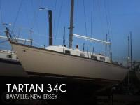 Tartan 34C sailboat in Bayville, New Jersey, U.S.A