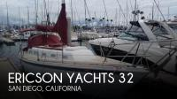 Ericson Yachts 32 sailboat in San Diego, California-USA