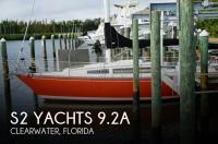 S2 Yachts 9.2A sailboat in Clearwater, Florida, U.S.A