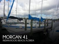 Morgan 41 sailboat in Indian Rocks Beach, Florida-USA