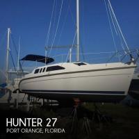 1998 Hunter         27