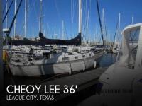 1987 Cheoy Lee         36