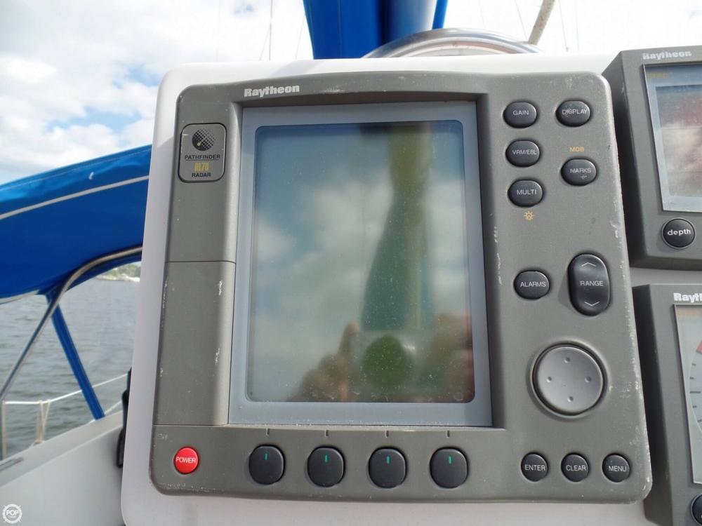 Pearson 419 sailboat in North Palm Beach, Florida-USA