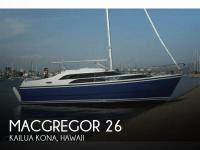 MacGregor 26 sailboat in Kailua Kona, Hawaii, U.S.A