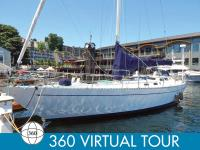 Bruce Roberts 45 Offshore Cruiser sailboat in Seattle - At Our Docks!, Washington, U.S.A