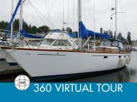 Luengen 43 Offshore Ketch Pilothouse sailboat in Seattle - At Our Docks!, Washington, U.S.A
