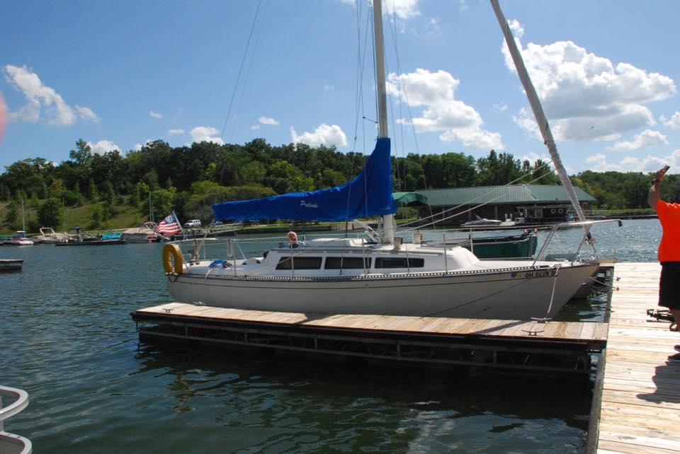 S2 Yachts 8.6 sailboat in Springfield, Ohio-USA