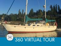 Transpac 49 Ketch Offshore Cruiser sailboat in Seattle - At Our Docks!, Washington-USA
