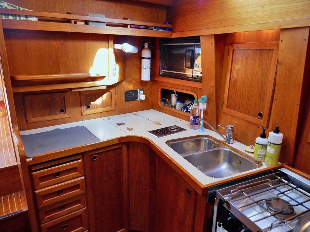 Nauticat 40 Pilothouse sailboat in Tacoma - By Appt, Washington-USA