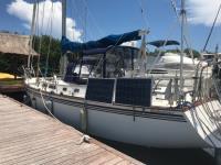 Endeavour 42CC sailboat in Cancun, Mexico