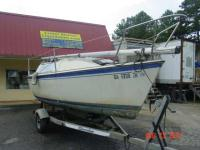 O'Day 222 sailboat in , Georgia-USA