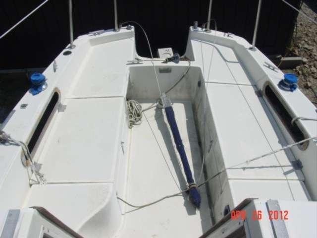 Pearson 25 sailboat in , Georgia-USA