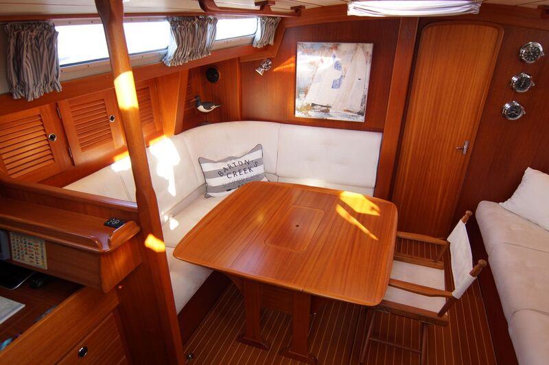 Hallberg-Rassy 46  sailboat in MIAMI, Florida-USA